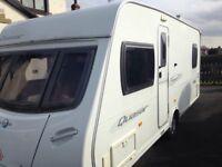 Lunar quasar touring caravan for sale.EXCELLENT CONDITION!