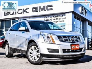 2013 Cadillac SRX Base/FWD/HEATED SEATS/18' WHEELS