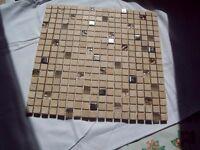 1 mosaic tile