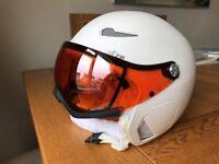 Ski Helmet + Integral Visor