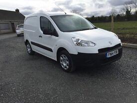 Peugeot partner 3 seater