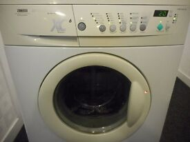 ZANUSSI FAST SPEED 1600/6KG DIGITAL WASHER**FULLY WORKING**