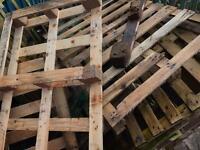 FREE Scrap pallets / firewood - located YO42