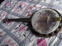 winsor tenor banjo 1930/40