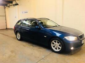 Bmw 320 d touring in immaculate condition 1 owner long mot till February 19 glass roof