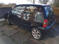 VW LUPO with full year MOT £650 OVNO