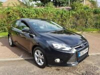 2013 Ford Focus 1.6 Petrol Auto 5 Doors Low Mileage Good Car Automatic @07445775115