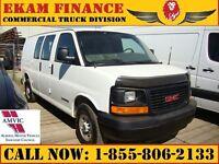2005 GMC Savana G3500 Cargo Van, Shelvings.