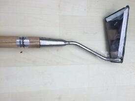 Long Garden Hoe tool