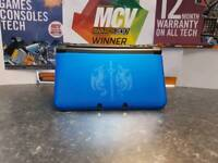 Nintendo 3DS XL Blue Fire Emblem