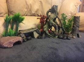 Fish Tanks Ornaments