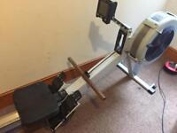 Concept 2 Rowing Machine Model D PM3 Display