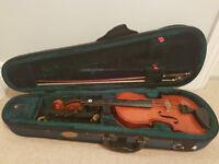 Sentor childs 1/2 violin
