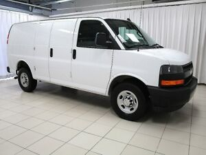 2018 Chevrolet Express 2500 Cargo 5DR CARGO VAN 2PASS NOW $28777
