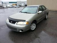 2002 NISSAN SENTRA GXE ** AIR CLIMATISE ** $1990