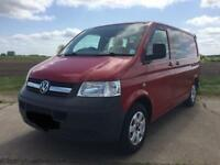 VW T5 Transporter 1.9 Turbo Diesel Campervan/Daybus, 2004 Tailgate Version