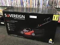 Sovereign Petrol lawnmower 150cc hand push