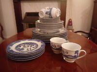 Dinner & Tea Set for 6