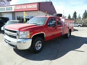 2009 Chevrolet SILVERADO 3500HD ONLY 107,000KMS/INSPECTED
