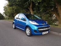Peugeot 107 Urban. Only 35,000 miles, very clean car. NEW MOT