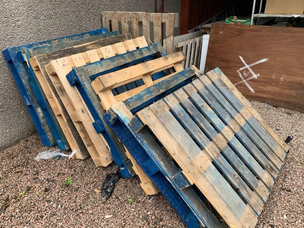 Wooden Pallets for sale | in Keith, Moray | Gumtree