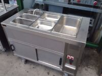 CATERING COMMERCIAL BAIN MARIE HOT CUPBOARD RESTAURANT KITCHEN CAFE SHOP TAKE AWAY COMMERCIAL KEBAB