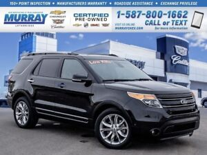 2014 Ford Explorer Limited**Fully Loaded!  Low kms!**