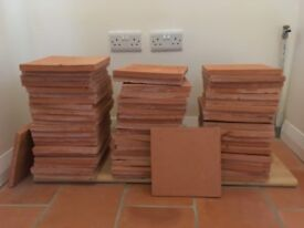 60 Norfolk pamments (terracotta floor tiles)