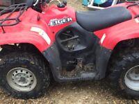 Quad bike 400cc
