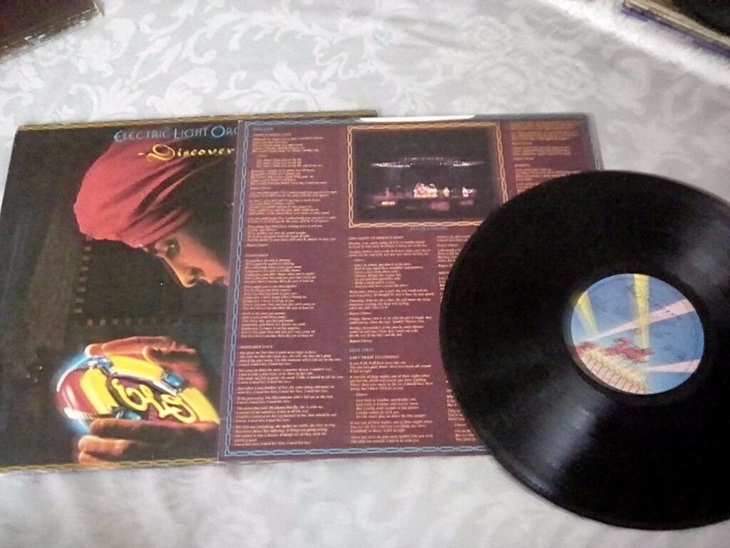 Electric Light Orchestra Discovery Album
