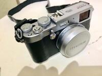 Fujifilm X100T compact camera