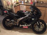 Rs 125 project had full engine rebuild costing £765
