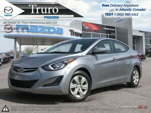 2016 Hyundai Elantra $99/BW ALL IN!!! A/C! NEW TIRES! NEW BRAKES