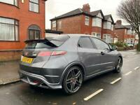Honda Civic Es I-Ctdi *Glass roof & 19inch Type R alloys & kit