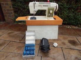 Toyota model 800 sewing machine