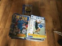 127 old 1998 Chelsea magazine signed one as well