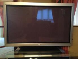 Fujitsu monitor TV screen
