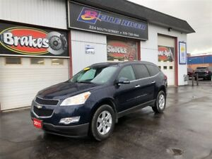 2011 Chevrolet Traverse LS *1 YEAR UNLIMITED WARRANTY INCLUDED*