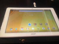 acer iconia one 10 android tablet