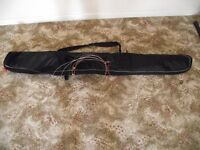 stagg gig bag and strings for stick bass