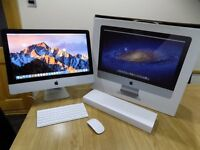 apple iMac (21.5-inch Mid 2011) i5 2.5Ghz, 8gb Ram 500Gb Hard Drive