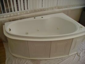 whirlpool jaccuzi bath complete bathroom suite