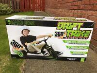 Madd Gear Drift Trike 360 - BNIB