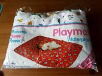 Waterproof playmat