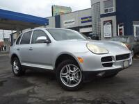 2004 PORSCHE CAYENNE S PREMIUM PACK NOW ONLY $9777