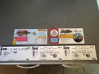 Carfest South Tickets x 2 with Camping 26th to 28th August 2016