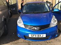 Nissan Note Automatic for sale