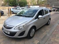 2011 VAUXHALL CORSA ONLY 34K MILEAGE WITH ONE YEAR MOT