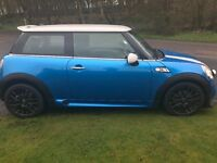 Mini Cooper S with JCW Bodykit