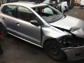 VW POLO 1.2 PETROL 5 DOOR HATCHBACK BREAKING FOR PARTS 2009-2014